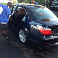 Photo taken at Prestige Car Wash by Jonathan B. on 11/27/2013