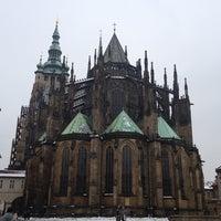 2/26/2013 tarihinde Vika Viktoriaziyaretçi tarafından Aziz Vitus Katedrali'de çekilen fotoğraf