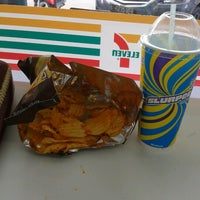 Photo taken at 7-Eleven by Mona C. on 2/6/2013