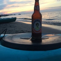 Photo taken at Durand Eastman Beach by James S. on 8/13/2016