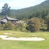 Photo taken at Lake Resort Pauanui Coromandel Peninsula by Prem C. on 9/30/2012