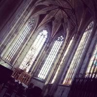 10/10/2012 tarihinde Ricardo G.ziyaretçi tarafından Katedrála svätého Martina'de çekilen fotoğraf