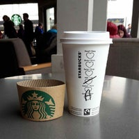 Photo taken at Starbucks by ricciard d. on 2/10/2015