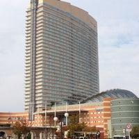 Photo taken at Hilton Fukuoka Sea Hawk by seikichi _. on 11/4/2012