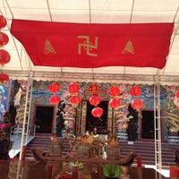 Photo taken at วัดอ้อน้อย by Jida P. on 3/7/2015