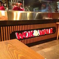 3/17/2013 tarihinde Gözde E.ziyaretçi tarafından Wok&Walk'de çekilen fotoğraf