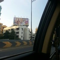 Photo taken at Andheri Flyover by Ria A. on 12/19/2012