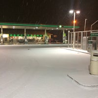 Photo taken at BP by Marianne on 2/2/2015