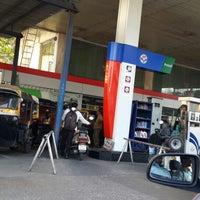 Photo taken at Teen Petrol Pump by Kshitij P. on 12/19/2013
