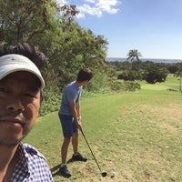 Photo taken at Hawaii Kai Golf Course by Craig N. on 1/1/2015