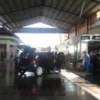 Photo taken at Carissa Car Wash by tangkas t. on 7/13/2013