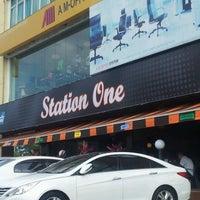 Photo taken at Station 1 by Shahrilzy S. on 1/31/2013