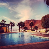 Photo taken at Hotel Arica by Cristian R. on 4/9/2013