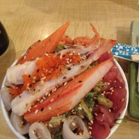 Photo taken at Nobu Sushi by Liriuska G. on 1/22/2013