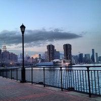 Photo taken at Stuyvesant Cove Park by MelissaStar™ on 2/16/2013