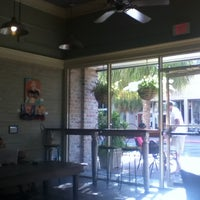 Photo taken at MOD Coffee & Tea House by Anna L. on 11/10/2012