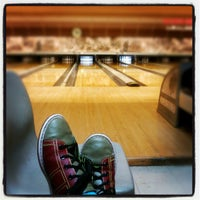 Photo taken at Linbrook Bowling Center by Stephanie on 12/12/2012