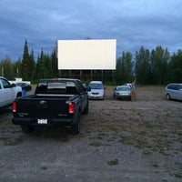 Photo taken at Park Drive-In Theater by Nathan W. on 7/5/2014
