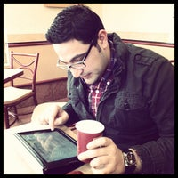 Photo taken at Tim Hortons by Hussam A. on 3/31/2013