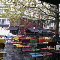 Photo taken at Zebra Bar by Jovan Z. on 11/1/2012