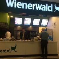 Photo taken at Wienerwald by Duygu G. on 9/13/2014