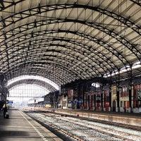Photo taken at Station Haarlem by Erik V. on 10/22/2012
