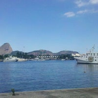 Photo taken at Marina da Glória by Ester on 3/23/2013