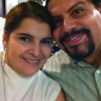 Photo taken at Sal y Brasas Steak House by Laura C. on 9/15/2012