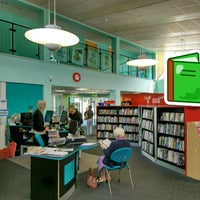 Photo taken at Yate Library by David H. on 9/22/2017