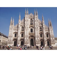 Photo taken at Milan Cathedral by Полина on 7/27/2013