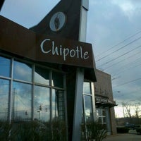 Photo taken at Chipotle Mexican Grill by Kaleen K. on 1/17/2013