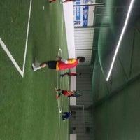 Photo taken at soccer arena menden by HerrEsharif .. on 1/19/2016