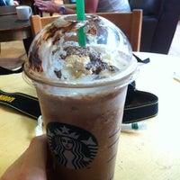 Photo taken at Starbucks by Anfisa W. on 7/25/2014