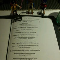 Photo taken at La Trobada by mercesori on 7/20/2013