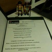Photo taken at La Trobada by mercesori on 7/27/2013