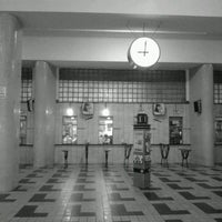 Photo taken at Prague Masaryk Railway Station by Martin T. on 4/10/2013