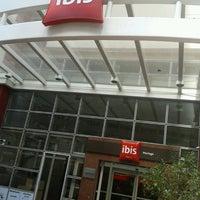 Photo taken at Hotel Ibis Maringá by Eduardo H. on 8/9/2013