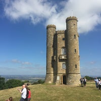 Photo taken at Broadway Tower by Mediations on 8/12/2016