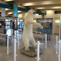 Photo taken at Inuvik Airport (YEV) by Andrey K. on 8/15/2013
