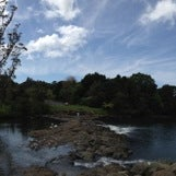 Photo taken at Kerikeri River Track by Grant G. on 10/28/2012