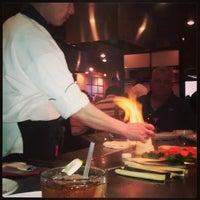 Photo taken at Kobe Japanese Steakhouse & Sushi Bar by Vaneese S. on 3/26/2013
