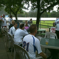 Photo taken at The Village Inn & Stadium Sports Bar by Traci G. on 6/22/2013