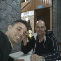 Photo taken at Bar do Giba by André O. on 5/21/2014