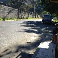 Photo taken at Parada De Bus Colinas De Monte Maria by Javier on 12/20/2012