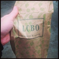 Photo taken at LCBO by Faith K. on 12/1/2013
