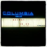 Das Foto wurde bei Columbiahalle von Michael L. am 9/20/2012 aufgenommen