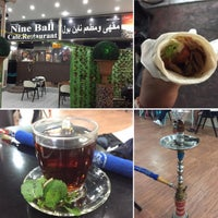 Photo taken at 9 Ball Cafe & Restaurant by Gen T. on 1/4/2017