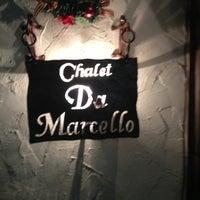 Снимок сделан в Da Marcello пользователем Артем 10/29/2012