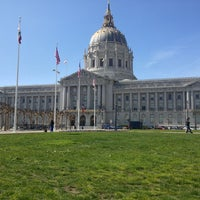 Photo taken at Civic Center Plaza by Leslie W. on 3/10/2013