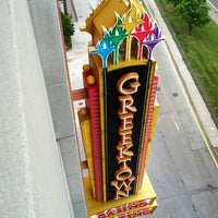 Photo taken at Greektown Casino-Hotel by Collyn on 5/22/2013